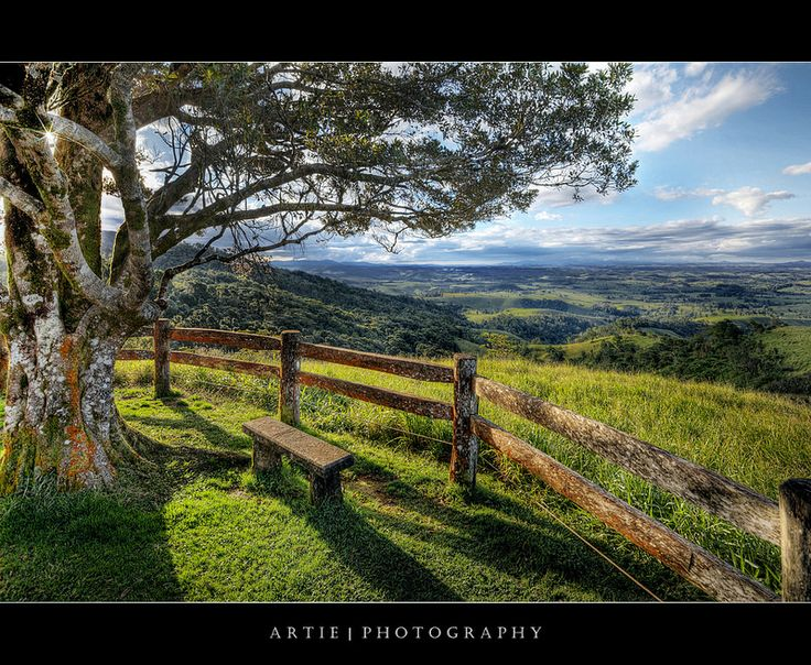 Atherton Tablelands, Cairns Highlands, Far North Queensland, Australia :: HDR