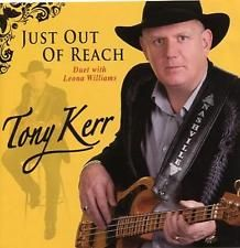 Tony Kerr - Just Out of Reach Irish Country Music CD