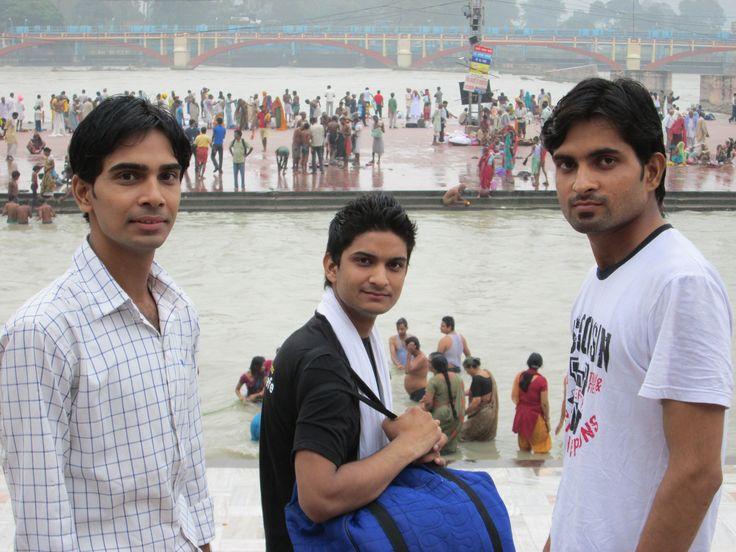 Hi I am Rahul Pandat And my brothers.