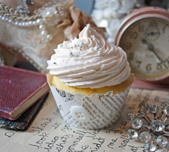 omg a DIY cupcake