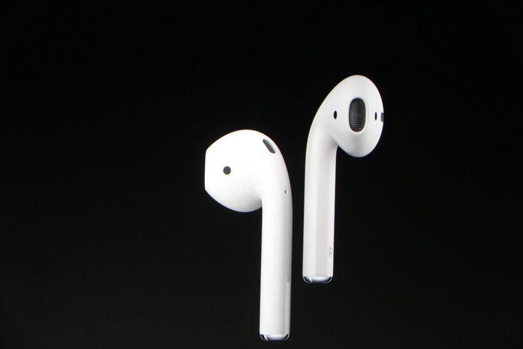 Sounds good! AirPods Lightning EarPods and new Beats wireless headphones