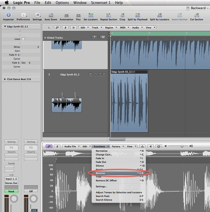 how to connect guitar to logic pro x