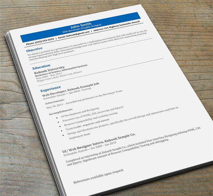 37 best CV on the go images on Pinterest Resume design, Design - landscape architect sample resume