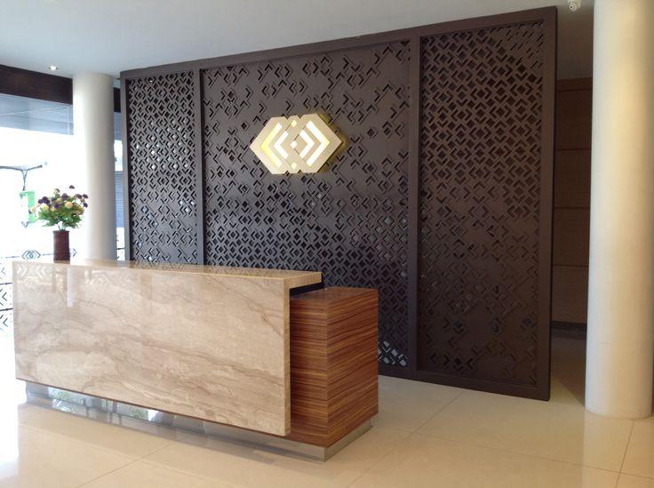 Supra Bank - Receptiont