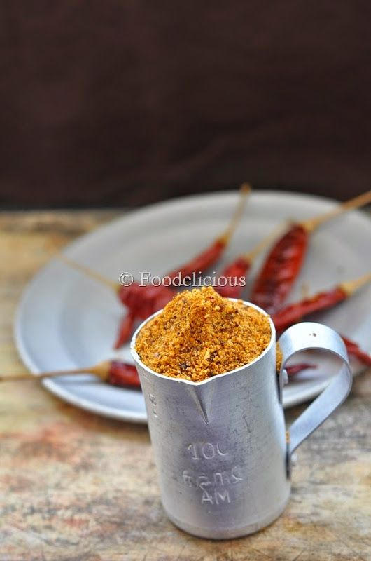 Gojju Podi | Spice Mix/Masala From Karnataka Cuisine (South Indian)   *Gojju is a spicy-sweet-sour curry made using a select few vegetables and fruits. Amongst some of  most commonly used veggies and fruits are Okra, bittergourd, pineapple, mango, onion, tomatoes.