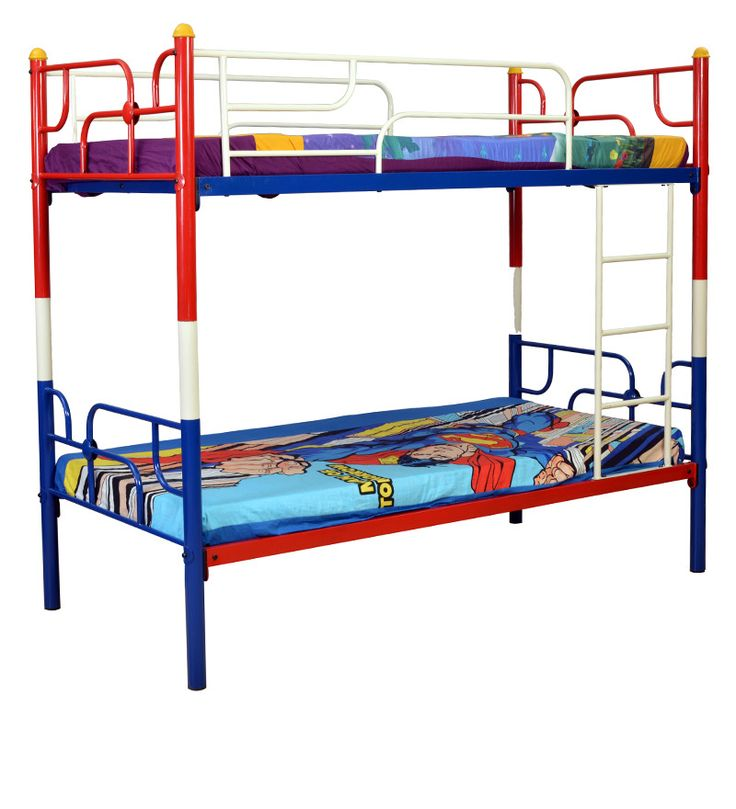 Here's a lovely Neno metal bunk bed for your little ones-exclusively from Hometown.