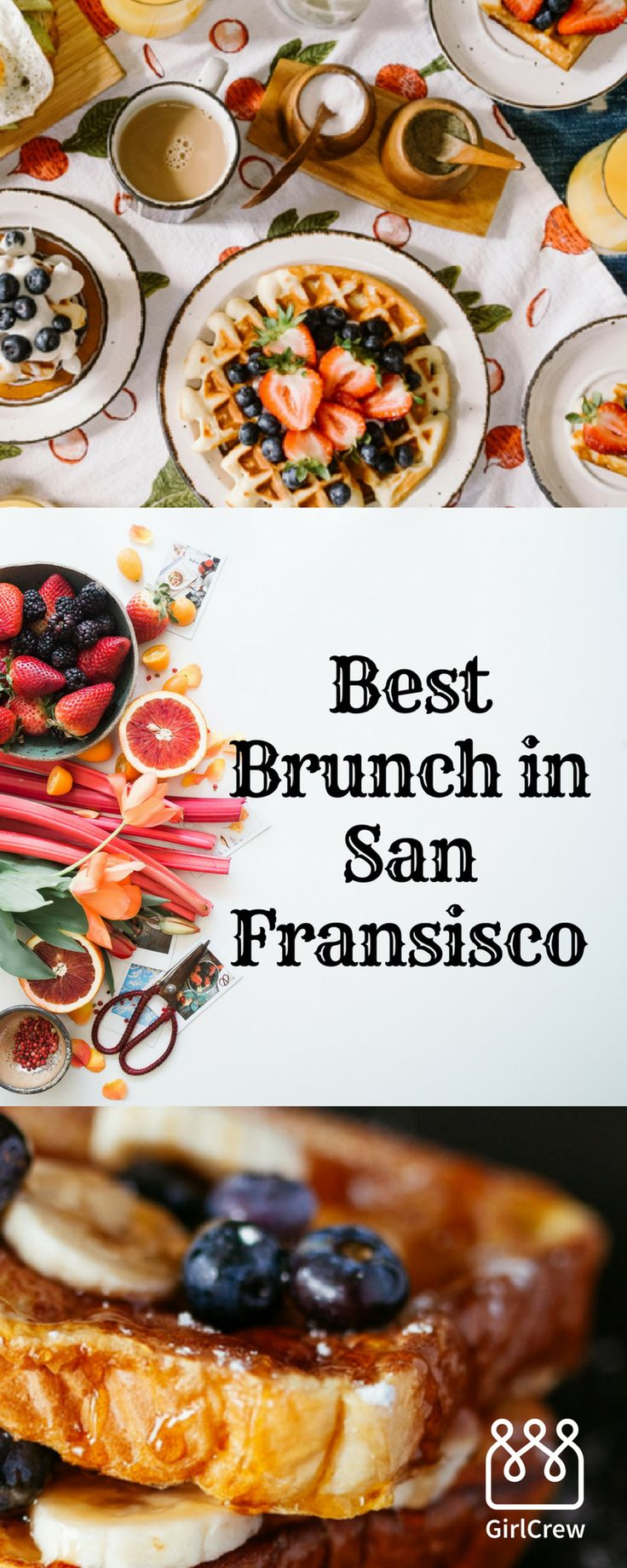 San Francisco is one my favourite cities ever. And the Americans definitely know good grub – so we set out to find the best brunch in San Francisco.