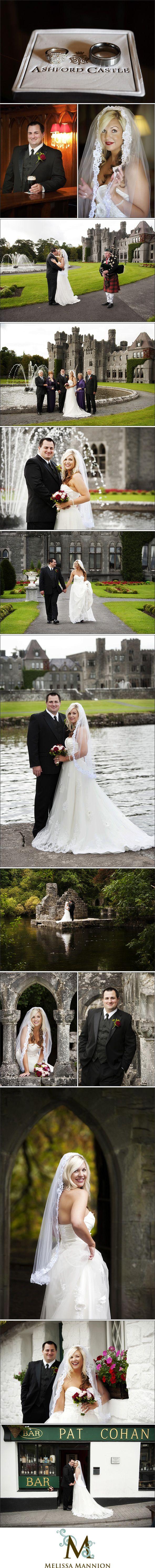 What a day! #AshfordCastle has everything covered for your dream #wedding... #ireland #destinationwedding #bride