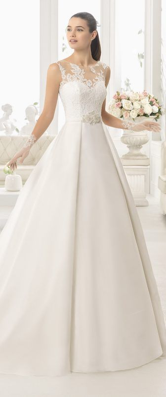 Wedding Dress by Aire Barcelona 2017 Bridal Collection 98