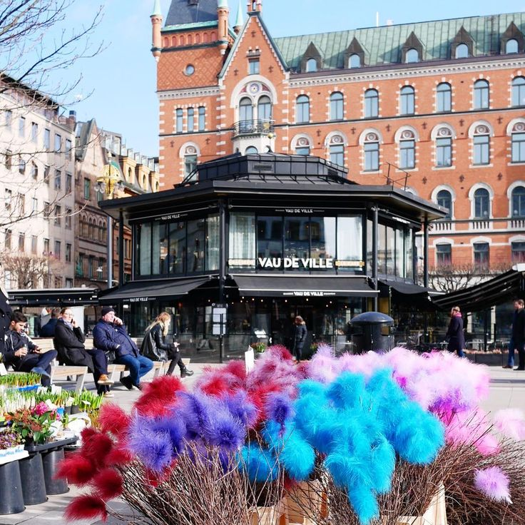 "187 Me gusta, 2 comentarios - Visit Stockholm (@visitstockholm) en Instagram: ""Spring feelings in Stockholm! We're expecting between 7-11°C and sunshine these coming days ☀…"""