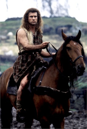 Braveheart - Cuore Impavido 1995  Mel Gibson  ©Everett Collection