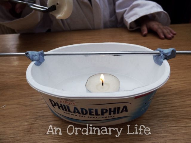An Ordinary Life : HEAT ENERGY: A Convection and Conduction experiment