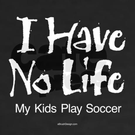 My Kids Play Soccer Shirt