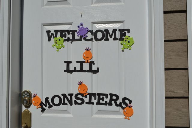 """Photo 2 of 40: Girly Monster Bash / Birthday """"My Little Monster turns 2!""""   Catch My Party"""
