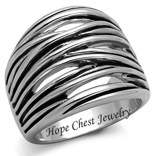 """FREE SHIPPING FOR CLEARANCE ITEMS WITH $15.00 MINIMUM PURCHASE USE COUPON CODE """"EBVIPFS"""" Hope Chest Jewelry - CLEARANCE - WOMEN'S SILVER TONE MODERN DESIGN WIDE BAND DOME FASHION RING, $9.50 (http://www.hopechestjewelry.com/clearance-women-s-silver-tone-modern-design-wide-band-dome-fashion-ring/)"""