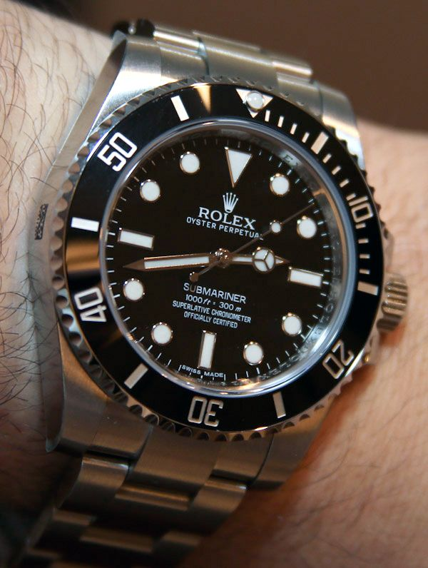 Guide To Buying Your First Rolex Part 1:<br>When To Buy Watch Buying