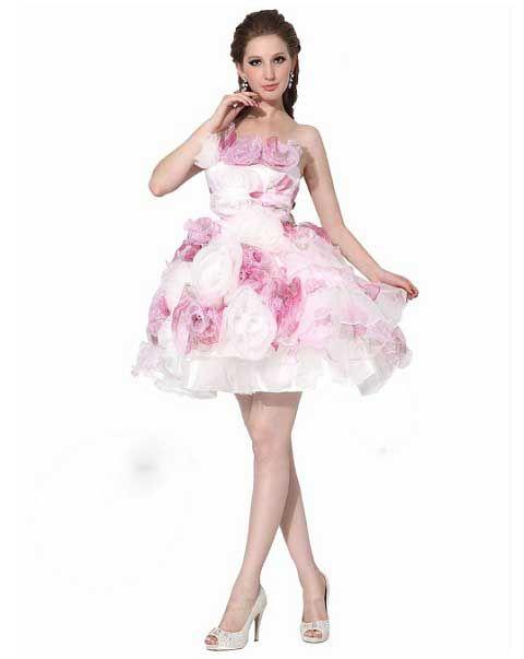 Fit n flare prom dresses juniors