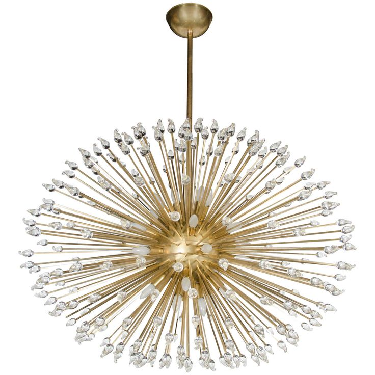 Let S Fall In Love With The Most Amazing Sputnik Chandelier For Your Mid Century Modern