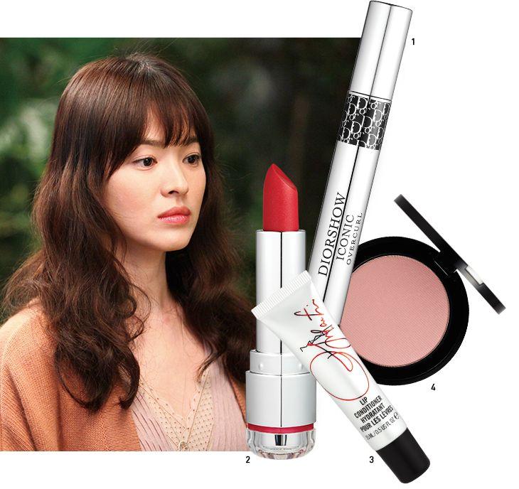 Beauty Drama Korea: Makeup ID] Song Hye Kyo