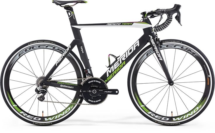 Reacto Team-E - Road Bikes - Merida Bikes Great Britain