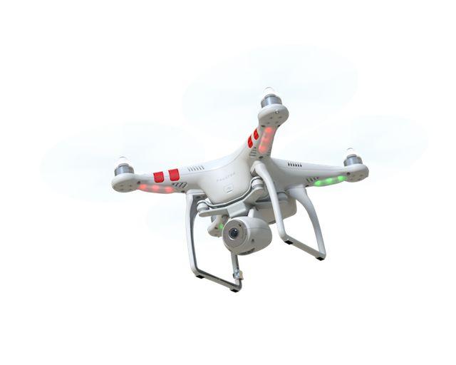 Amazing flying camera