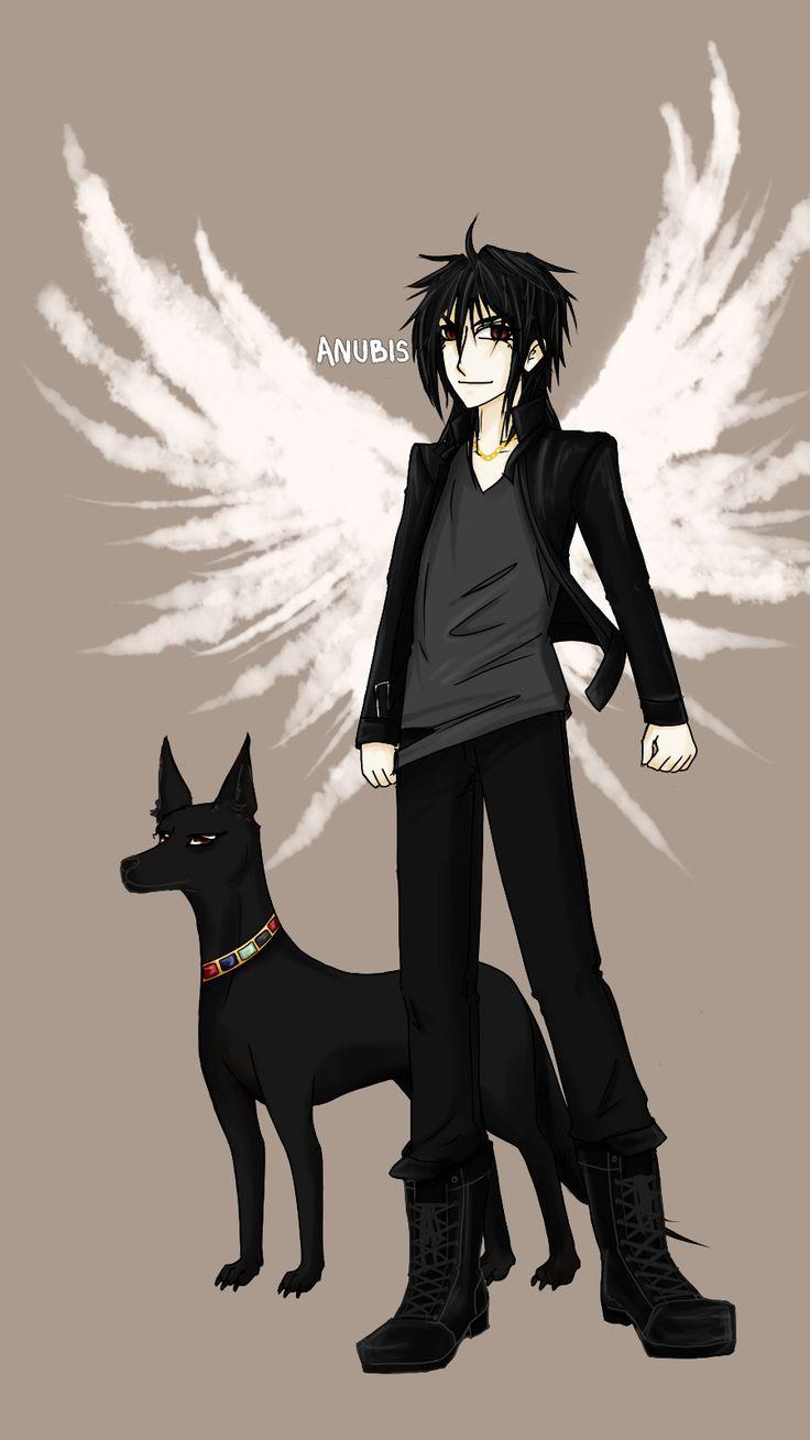 cool Anubis drawing | Kane Chronicles Fanatic | Pinterest ...