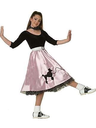 halloween costum ideas for teens set in 50's | Costumes » Womens Costumes » 50's Costumes » Fab 1950s Costume for ...