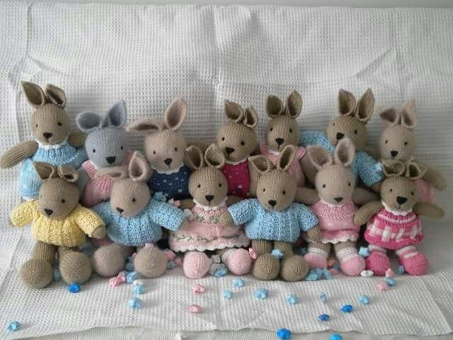Lots of bunnies♡♡