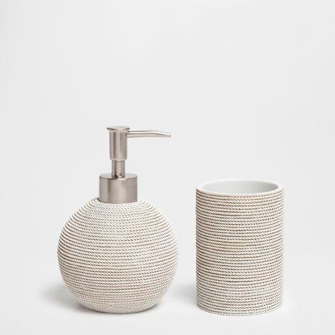M s de 25 ideas incre bles sobre accesorios ba o en for Zara home accesorios bano