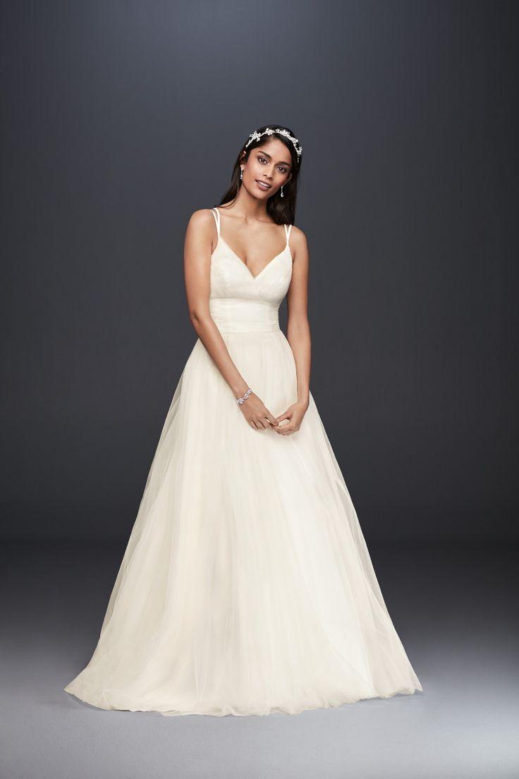 17 best images about beach wedding ideas on pinterest for Beach wedding dresses davids bridal