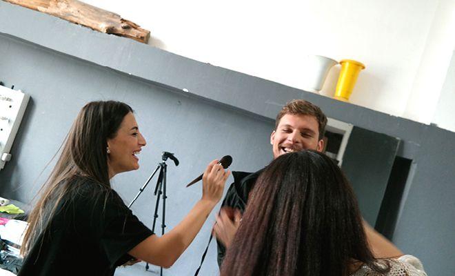 Upperness Marka Yüzü Yarışmamızın Kazananlarıyla gerçekleştirdiğimiz eğlenceli çekimizin kamera arkası görüntüleri...  https://www.upperness.com