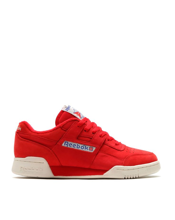 Reebok Classic Workout Plus Vintage: Red