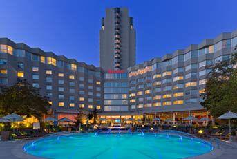 Sheraton santiago Hotel & convención Center y San Cristobal Tower Luxury Colección