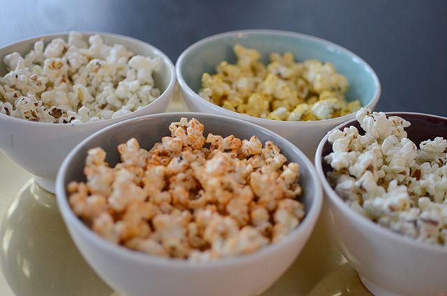"""Popcorn med smak – perfekt till """"Mello-mys"""""""