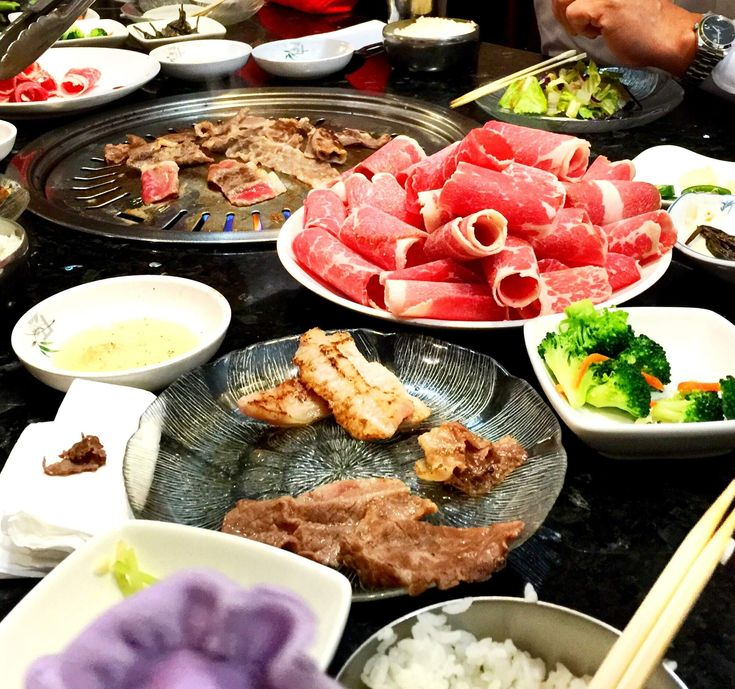 Best Korean BBQ in Bay Area (try Wooden Charcoal Korean Village Barbeque House in Outer Richmond on Geary Korean Restaurant Row)
