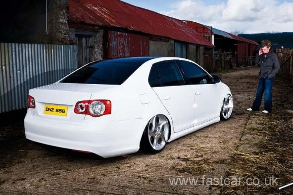 modified vw | Modified VW Jetta | Fast Car Magazine