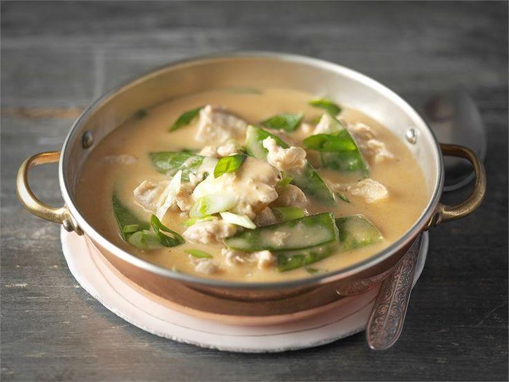 Kanakastike aasialaisen tapaan on maukas arkikastike