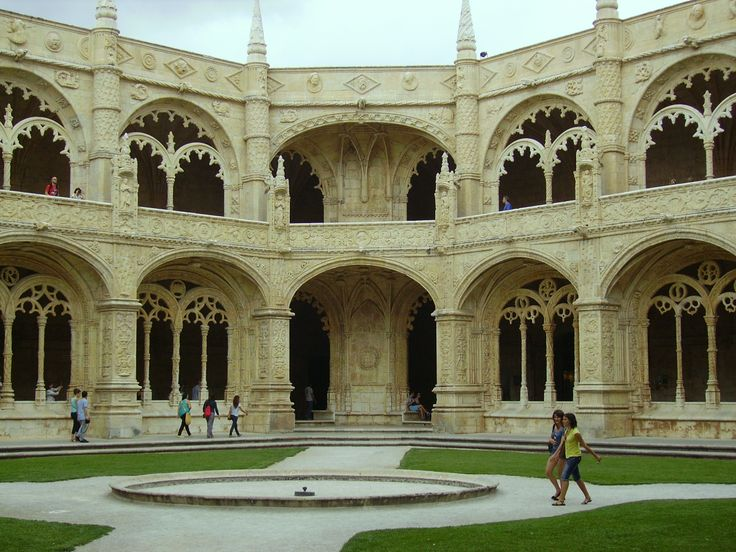 What an amazing place so full of history and culture...Jeronimos.
