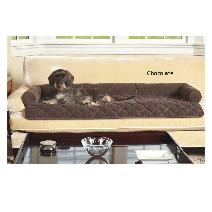 Surround Bolster Couch Protector - Dog Beds, Gates, Crates, Collars, Toys, Dog Clothing & Gifts