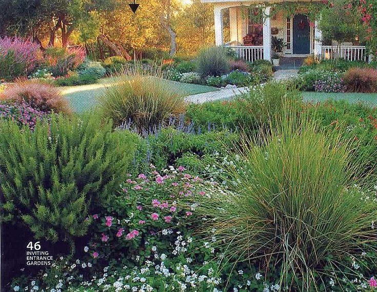 Best 25 no grass yard ideas on pinterest no grass for No maintenance landscaping ideas