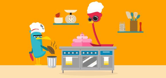 «Любите готовить, но путаетесь в рецептах на англи...» / ABBYY Lingvo Live
