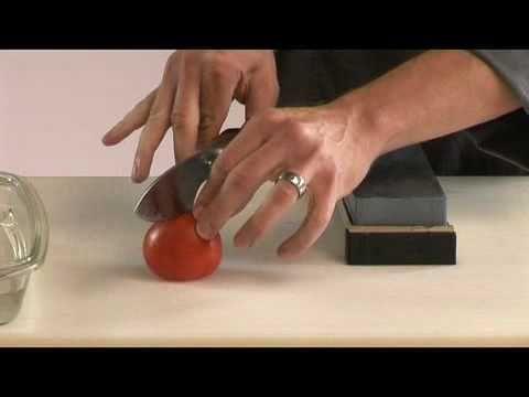 [Aiguiser couteau] Aiguisage couteau japonais par Chroma France