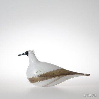 """Oiva Toikka iittala """"Stellers Eider"""" Annual bird 2006"""