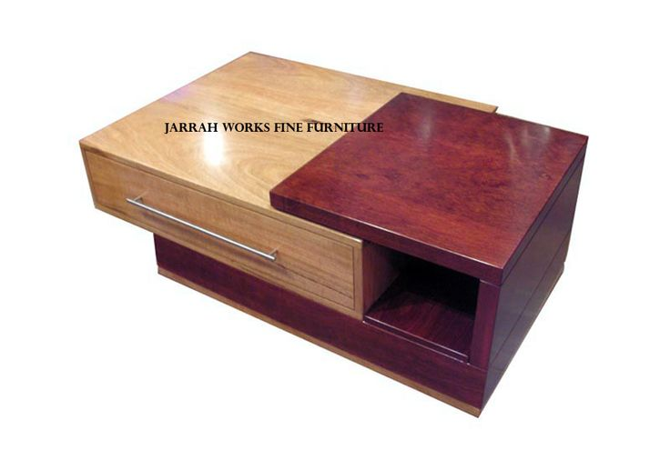 This is made from Marri and Jarrah