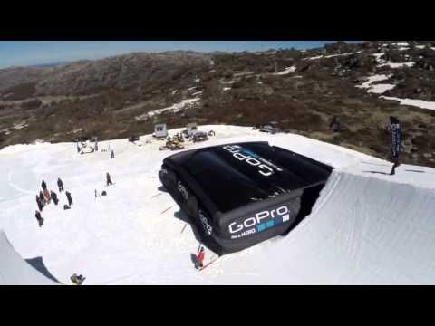Frontside Double Cork 1440 Project by Shaun White - YouTube