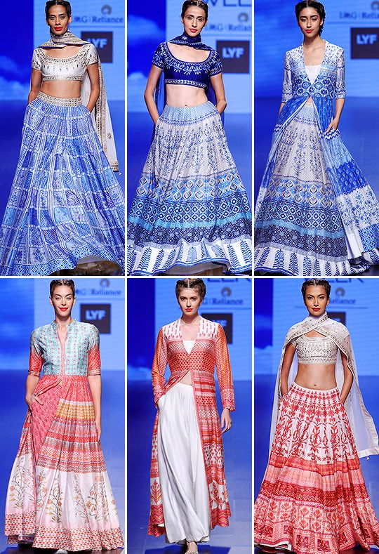 Anita Dongre at Lakmé Fashion Week Summer/Resort 2016
