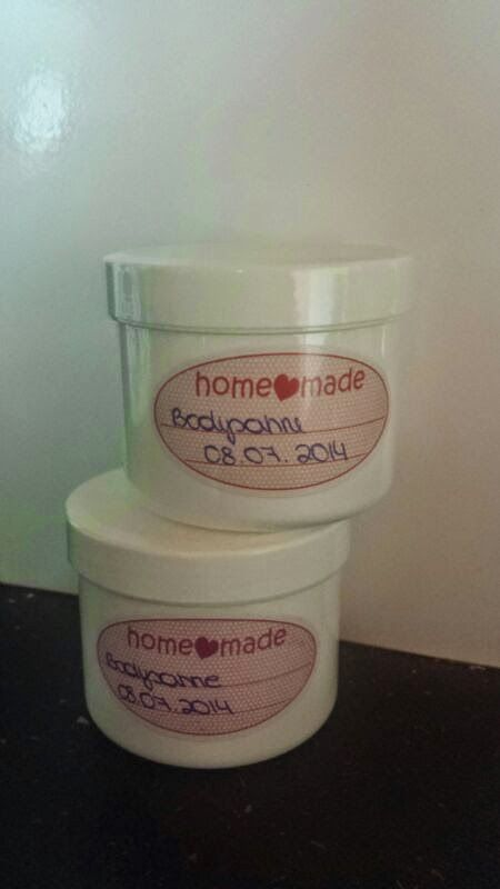 Thermomix.Liebe: Selfmade Bodylotion