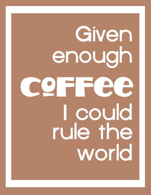 and crazy jitters...: Drinks Coff, Love Coffee Quotes, Coffee Love, Humorfunni Stuff, So True, Coff Addiction, I Love Coffee, True Stories, Mornings Addiction