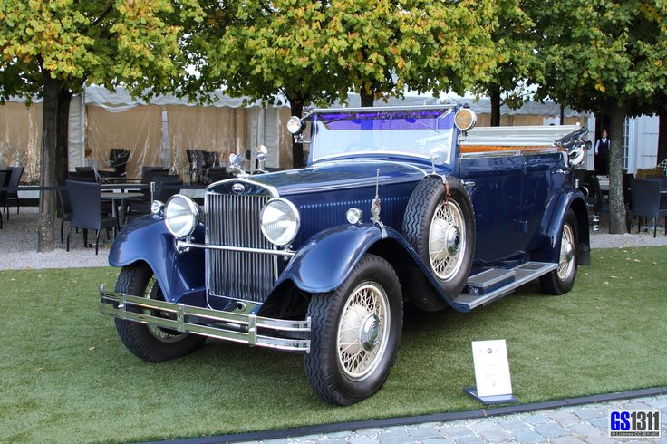 1929 - 1933 Škoda 860