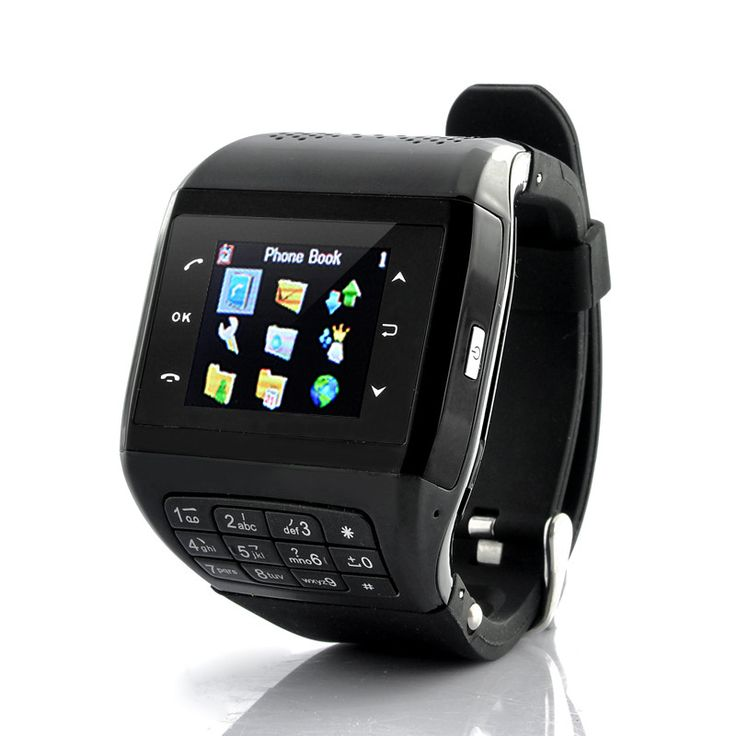 Touchscreen Mobile Phone Watch - Panther